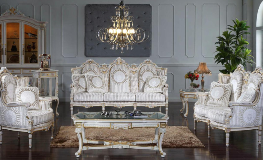 meubles baroques