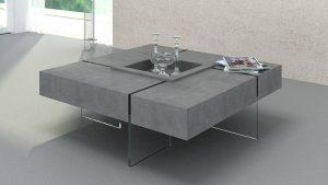 table-basse carrée