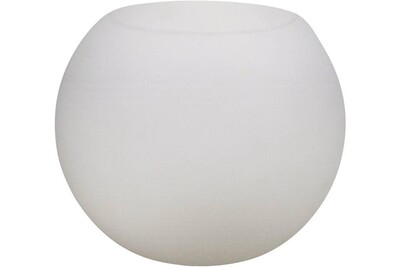 Table basse LED ronde