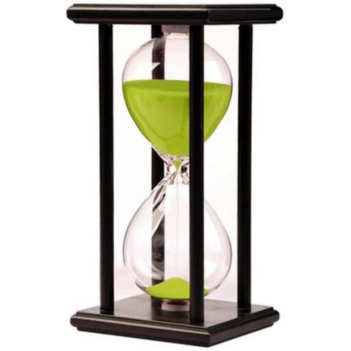 Table basse horlogie minuterie