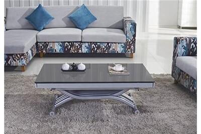 TABLE BASSE RELEVABLE ZEN GRIS