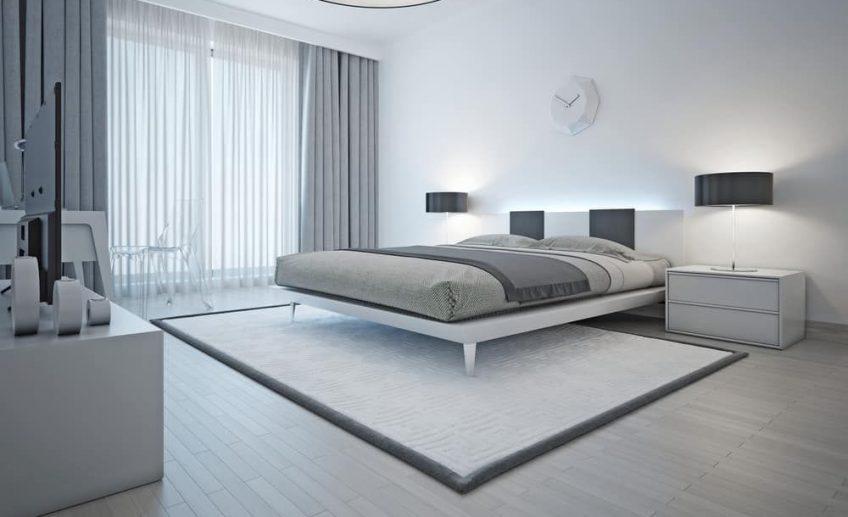 Rideaux de chambre à coucher